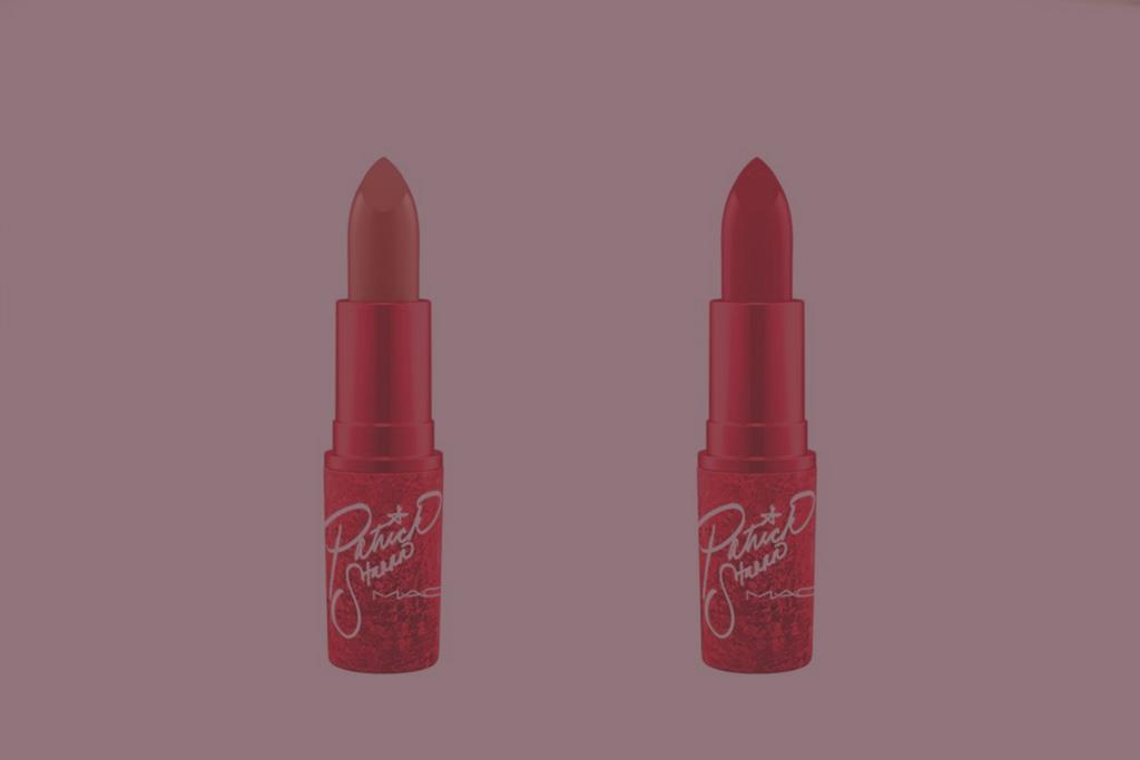 mac lipstick review background