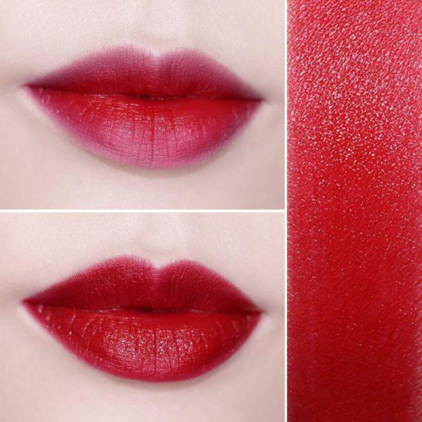 Mac Russian Red Lipstick On Dark Skin - Christoper