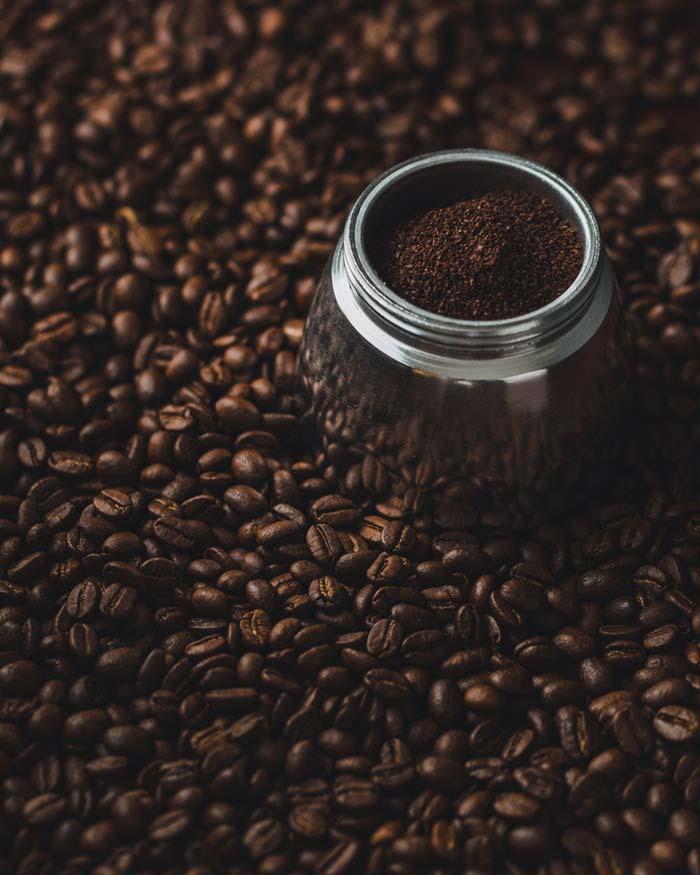 Caffeine hydration