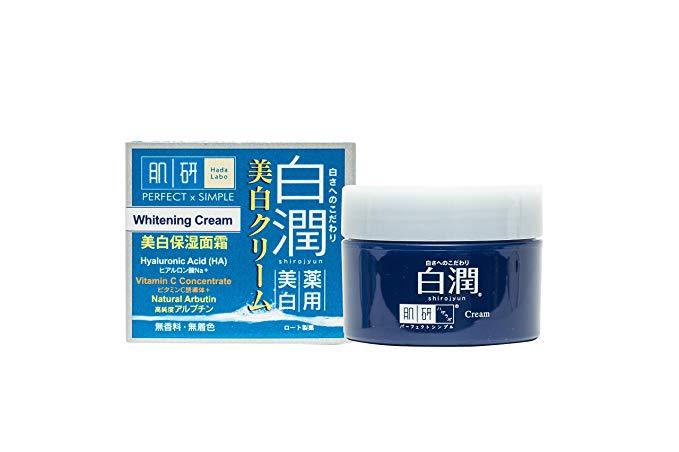Hadalabo Moisturizer cream