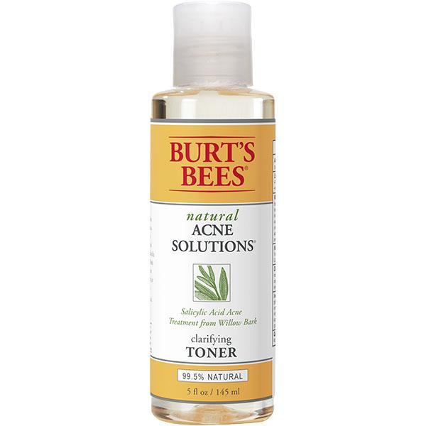burt bee acne tone
